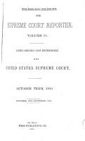 The Supreme Court Reporter PDF