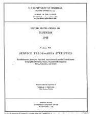 United States Census of Business, 1948