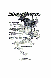 Shovelhorns: the biography of a moose