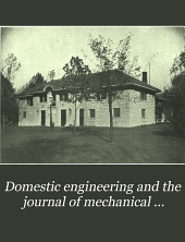 Domestic Engineering and the Journal of Mechanical Contracting: Volume 62