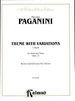 Theme with Variations