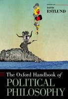 The Oxford Handbook of Political Philosophy PDF