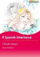A Spanish Inheritance: Harlequin Comics