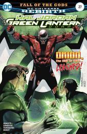 Hal Jordan and The Green Lantern Corps (2016-) #27