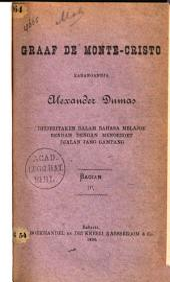 Graaf de Monte-Cristo: Volume 10
