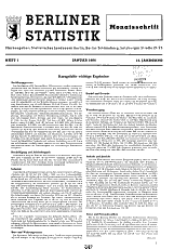 Berliner Statistik PDF