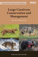 Large Carnivore Conservation and Management PDF