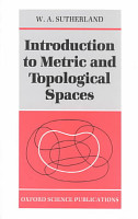 Introduction to Metric and Topological Spaces PDF