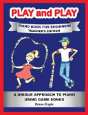 Play and Play Piano Book for Beginners PDF