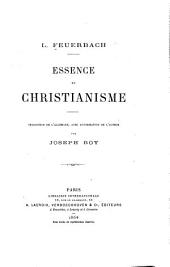 Essence du Christianisme