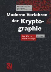 Moderne Verfahren der Kryptographie: Von RSA zu Zero-Knowledge, Ausgabe 4