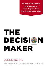 The Decision Maker Book