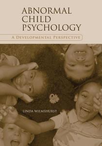 Abnormal Child Psychology Book