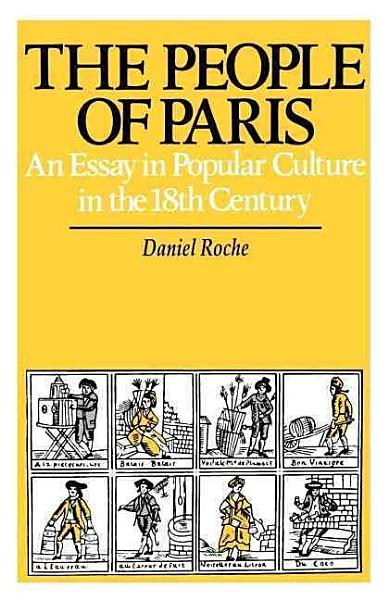 Download The People of Paris Book