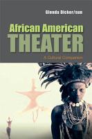 African American Theater PDF