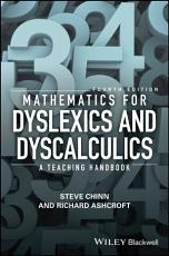 Mathematics for Dyslexics and Dyscalculics PDF