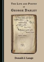 The Life and Poetry of George Darley PDF