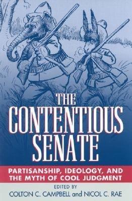 The Contentious Senate PDF