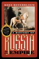 A History of Russia and Its Empire PDF