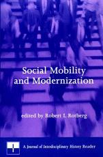 Social Mobility and Modernization PDF