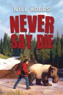 Never Say Die PDF