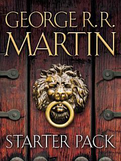 George R  R  Martin Starter Pack 4 Book Bundle Book