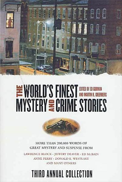 The World's Finest Mystery and Crime Stories: 3