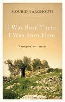 I Was Born There  I Was Born Here PDF
