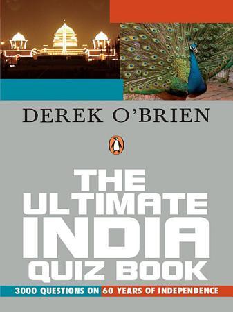 The Ultimate India Quiz Book PDF