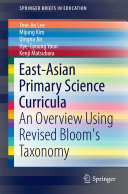 East-Asian Primary Science Curricula