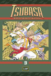 Tsubasa: WoRLD CHRoNiCLE: Niraikanai: Volume 3