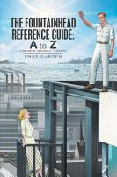 The Fountainhead Reference Guide  a to Z PDF