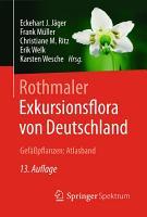 Rothmaler   Exkursionsflora von Deutschland  Gef    pflanzen  Atlasband PDF