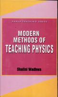 Modern Methods of Teaching Physics PDF