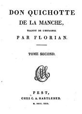 Don Quichotte de la Manche: Volume 2