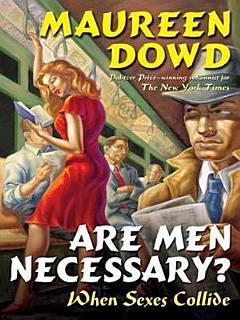 Are Men Necessary  Book