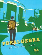 Prealgebra: Edition 5
