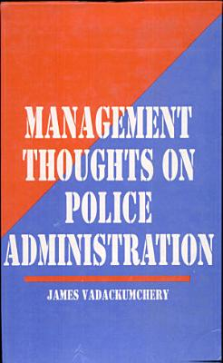 Management Thoughts on Police Administration PDF