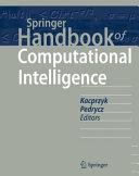Springer Handbook of Computational Intelligence