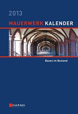 Mauerwerk Kalender 2013 PDF