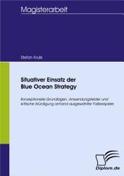 Situativer Einsatz der Blue Ocean Strategy PDF
