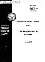 Crystal and Glass Industries Machinery