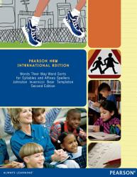 Words Their Way Word Sorts For Syllables And Affixes Spellers Pearson New International Edition Book PDF