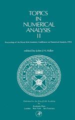 Topics in Numerical Analysis II