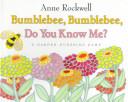 Bumblebee  Bumblebee  Do You Know Me
