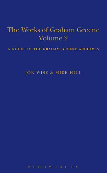 The Works of Graham Greene, Volume 2