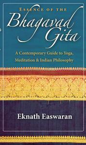 Essence of the Bhagavad Gita Book