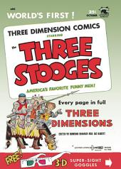 The Three Stooges, Number 2, Men in the Moon, In 3-D: (Blue and red 3-D glasses recommended)
