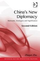 China s New Diplomacy PDF