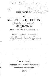 Eulogium on Marcus Aurelius